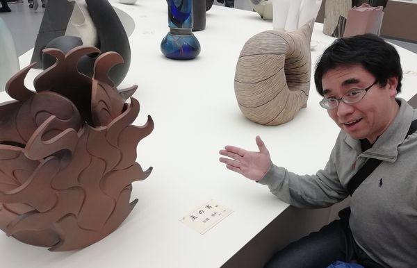 我が瀬戸市の作家、「加藤勝利」先生の作品も!