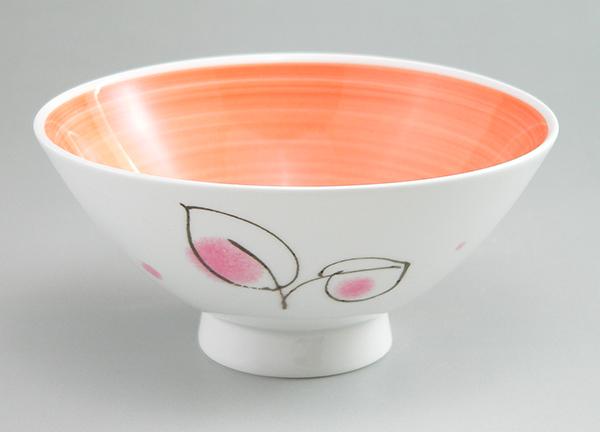 ニ9 12cm中平碗(内塗り)